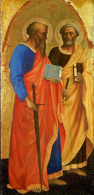 Saints Paul and Peter