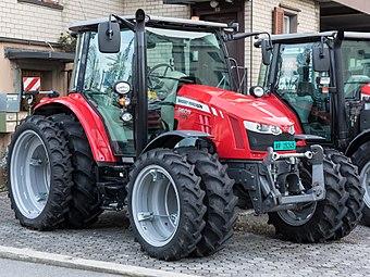 Traktorenlexikon: Massey Ferguson MF 5609 – Wikibooks, Sammlung ...