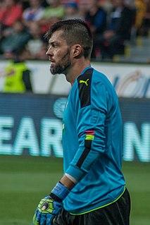 Matúš Kozáčik Slovak soccer player