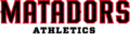 Matadors Athletics wordmark.png
