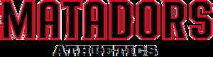 Cal State Northridge Matadors football - Image: Matadors Athletics wordmark