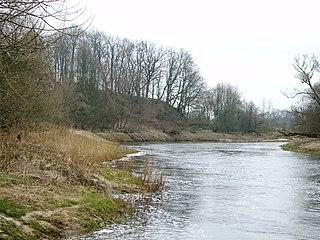 Jūra.Matiškių pilkapis.Foto:Andrjusgeo at lt.wikipedia