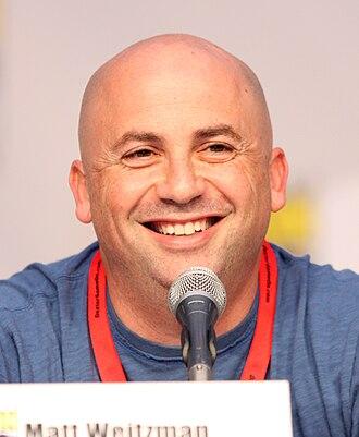 American Dad! - Co-creator and sole showrunner Matt Weitzman