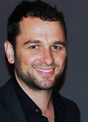 Matthew Rhys - Rhys in June 2011
