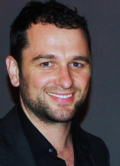Matthew Rhys, Welsh actor