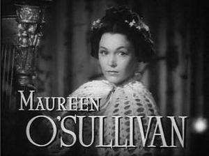Maureen O'Sullivan - In Pride and Prejudice, 1940