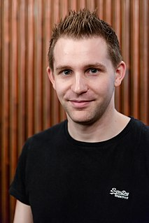 Max Schrems Austrian author and privacy activist