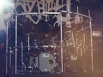 Jan Axel Blomberg - Hellhammer, 2008