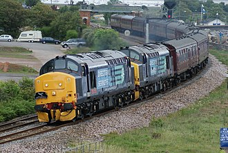 Greater Anglia (train operating company) - Image: Mazey Day 37