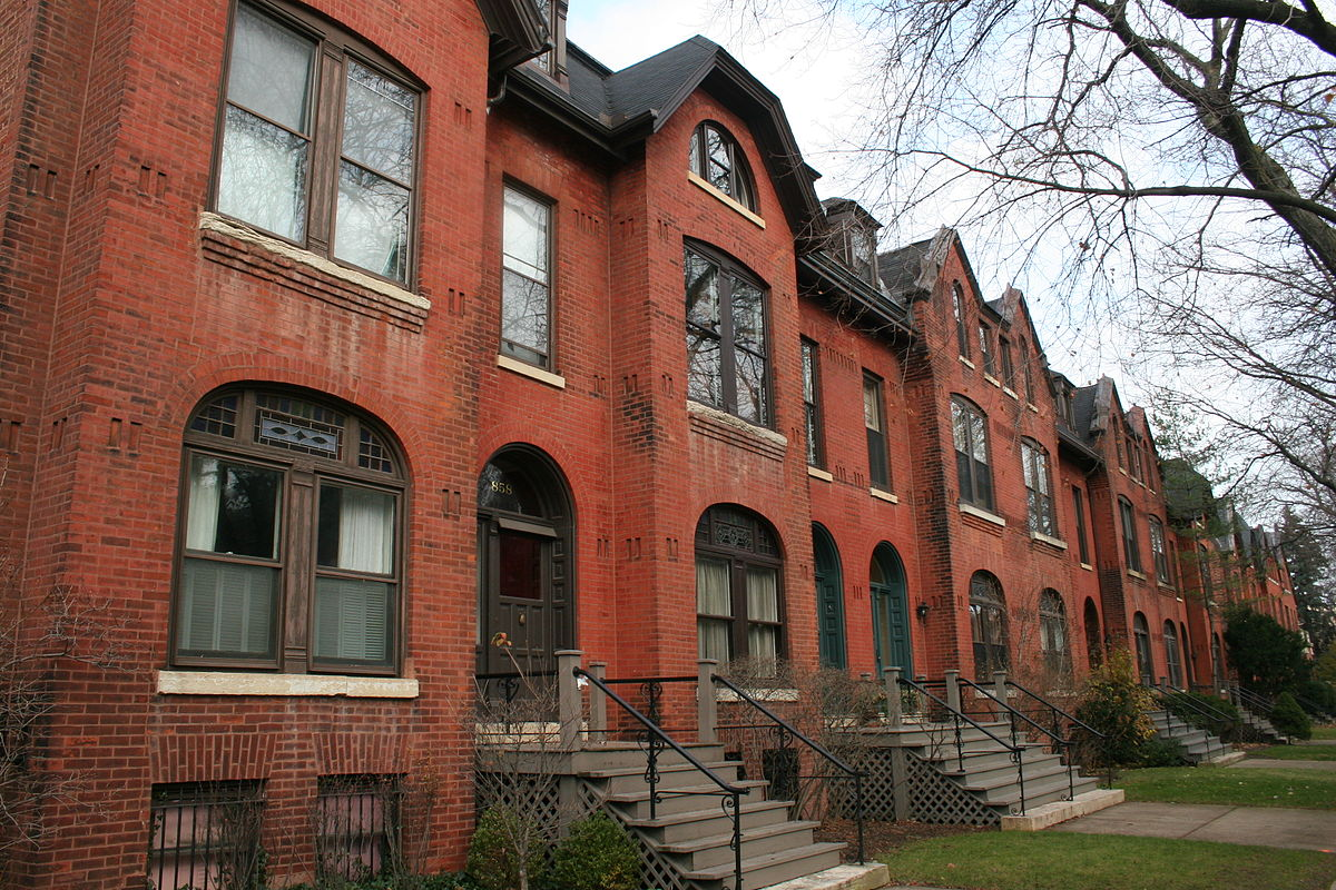Mccormick Row House District Wikipedia