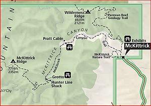McKittrick Canyon - Image: Mckittricka