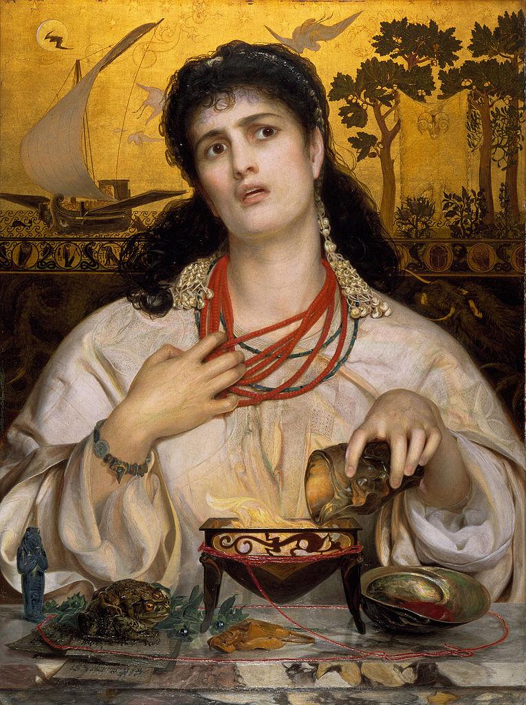File:Medea - Frederick Sandys - Google Cultural Institute.jpg - Wikimedia  Commons