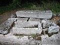Medieval Stone Coffins - geograph.org.uk - 1374777.jpg