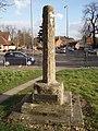 Medieval roadside cross - geograph.org.uk - 365590.jpg