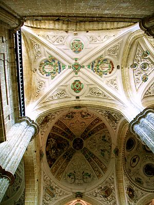 Medina de Rioseco - Image: Medina de Rioseco Santiago 03
