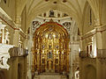 Medina de Rioseco convento San Francisco retablo lou.jpg