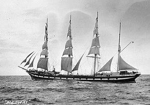 Medway (1902) - Image: Medway (ship, 1902) SLV H99.220 111