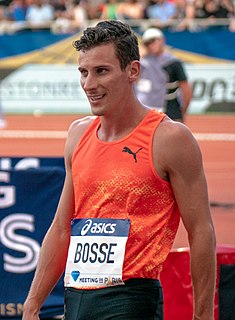 Pierre-Ambroise Bosse French middle-distance runner