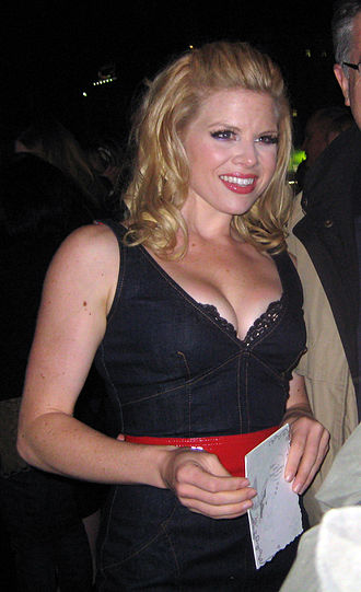 2009 Ovation Awards - Megan Hilty, nominee, Lead Actress in a Musical