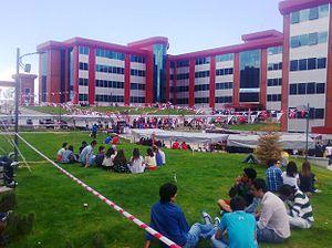 Burdur - Mehmet Akif Ersoy University campus