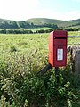 Melbury Abbas, postbox No. SP7 39 - geograph.org.uk - 1509667.jpg