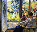 Melchers Gari Woman Reading By A Window.jpg