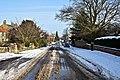Melting Snow, East Harlsey (geograph 2791895).jpg