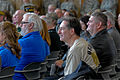 Members of the public attend a ceremony marking the opening of the Marysville Armed Forces Reserve Center in Marysville, Wash., April 1, 2012 120401-A-RB545-136.jpg