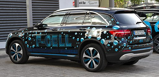 Mercedes-Benz GLC F-Cell at IAA 2019 IMG 0399