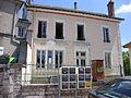 Mercury (Saône-et-Loire, Fr) ancienne mairie.JPG