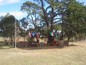 Merrijig - War memorial at Merrijig