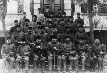 Mesopotamian campaign staff of 6th Army