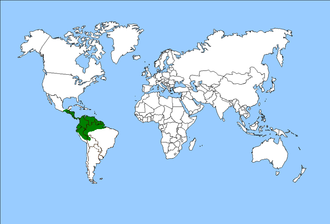 Metaxya - Image: Metaxya distribution
