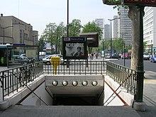 Porte d 39 ivry m tro de paris wikip dia - 13 avenue de la porte d italie ...