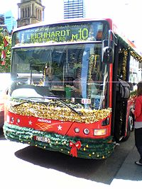 Metrobus Sydney Christmas decorations.jpg