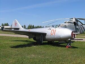 MiG-9 VVS museum.jpg