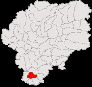 Miceștii de Câmpie Commune in Bistrița-Năsăud, Romania