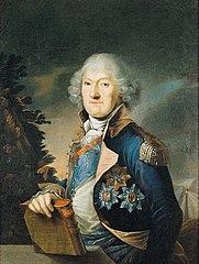 Portrait of Michał Kazimierz Ogiński (1730-1800)