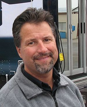Michael Andretti - Andretti at Michigan in 2007