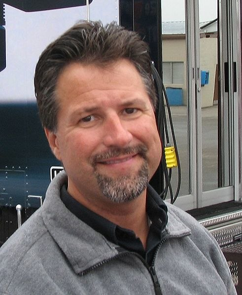 Michael Andretti 2007 Michigan