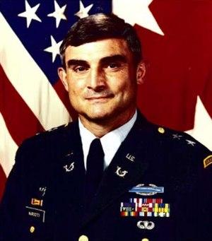Michael J. Nardotti Jr. - Major General Michael Joseph Nardotti Jr. 34th Judge Advocate General of the United States Army