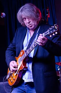 Mick Taylor British rock musician, former member of The Rolling Stones