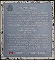 Mickleham, St Michael's Church, Richard Bedford Bennett plaque.jpg