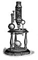 Microscope presented by Linnaeus Wellcome M0010832.jpg