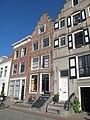 Middelburg, monumentaal pand aan de Kinderdijk 18 foto2 2011-07-03 18.44.JPG