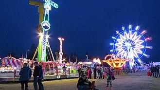 Alaska State Fair - Alaska State Fair in September 2015