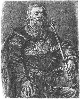 Mieszko III the Old - Image: Mieszko III Stary