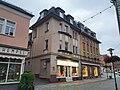 Mietshaus in halboffener Bebauung (bauliche Einheit mit Hauptmarkt 11) Herrenstraße 2.jpg