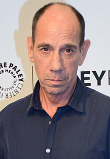 Miguel Ferrer - the cool, handsome, amusing,  actor  with German, Irish, Puerto Rican,  roots in 2019
