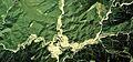 Miho Dam under construction.Aerial photograph.1977.jpg